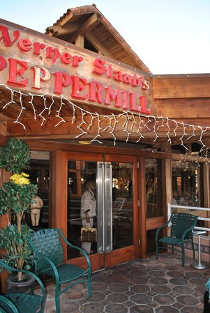 Peppermill at the Waterways
