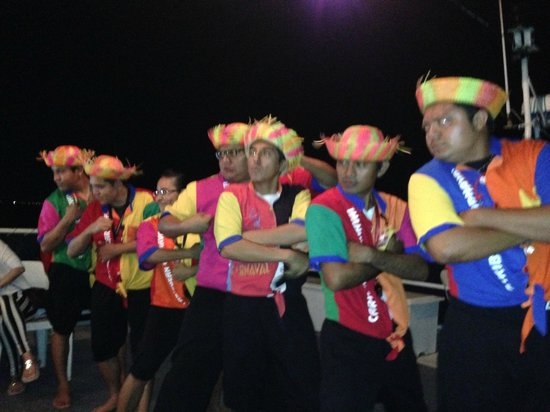 Party Animal Staff Picture Of Caribbean Carnaval Cancun