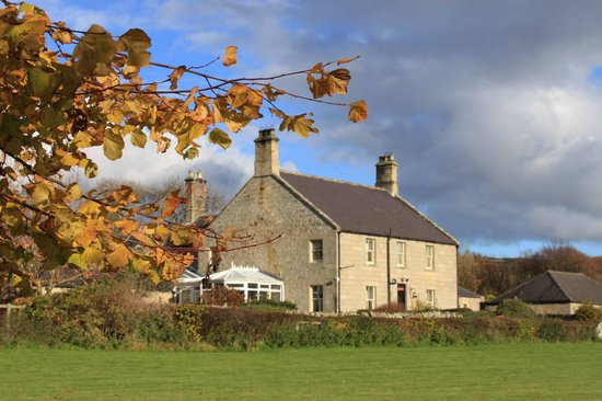 Thropton Demesne Farmhouse