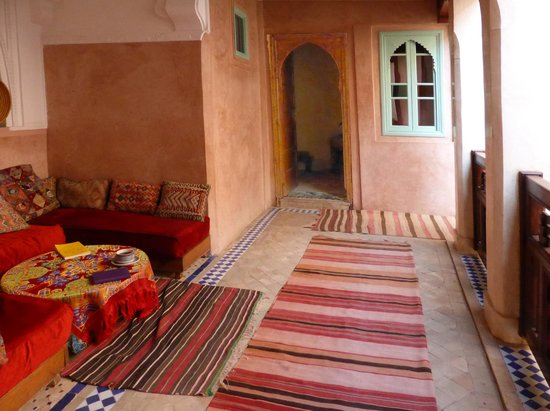 Riad Souika: First Floor Landing