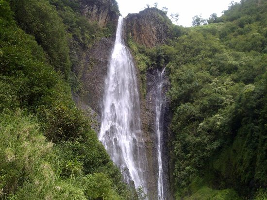 Jurassic Falls  Picture Of Island Helicopters Lihue