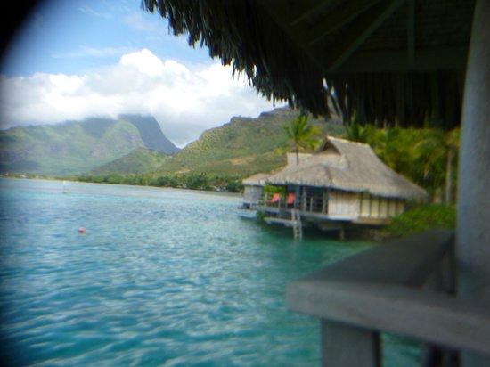 InterContinental Resort & Spa Moorea: OWB #317 at ICH Moorea