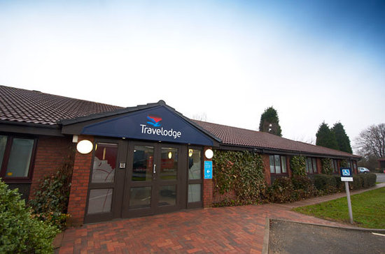 Travelodge Burton A38 Northbound