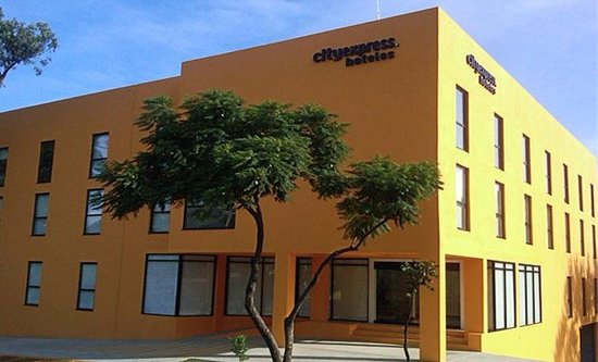 City Express Oaxaca