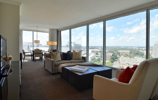 grand luxury suite picture of loews atlanta hotel atlanta