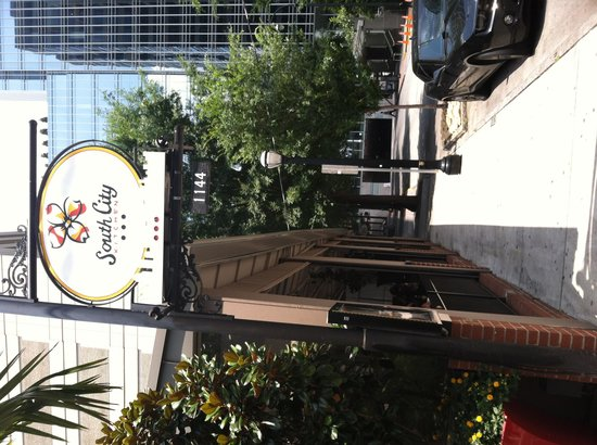 Outside picture of south city kitchen midtown atlanta for South city kitchen midtown atlanta ga 30309