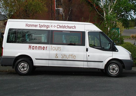 Hanmer Tours And Shuttle