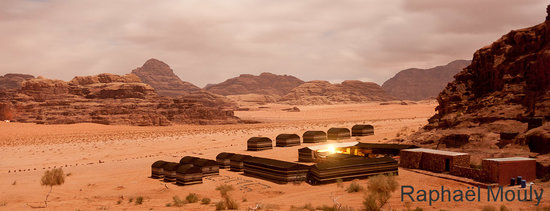 Rum Stars Camp & Bedouin Adventures Group