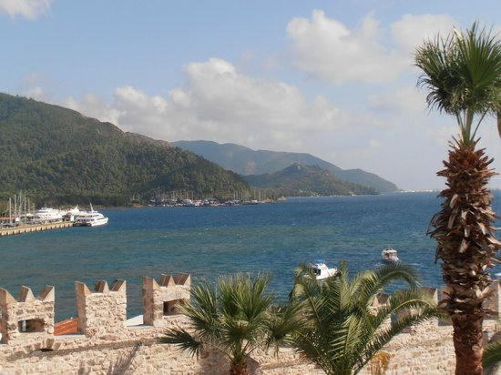 Great views - Picture of Marmaris Museum, Marmaris ...