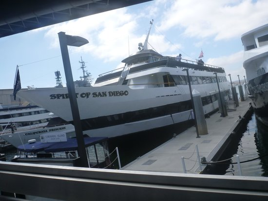 Boat We Travelled On Picture Of Hornblower Cruises