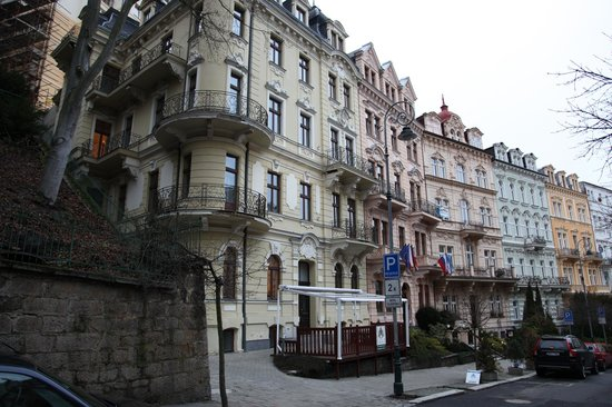 Photo of Spa Hotel Cajkovskij Karlovy Vary
