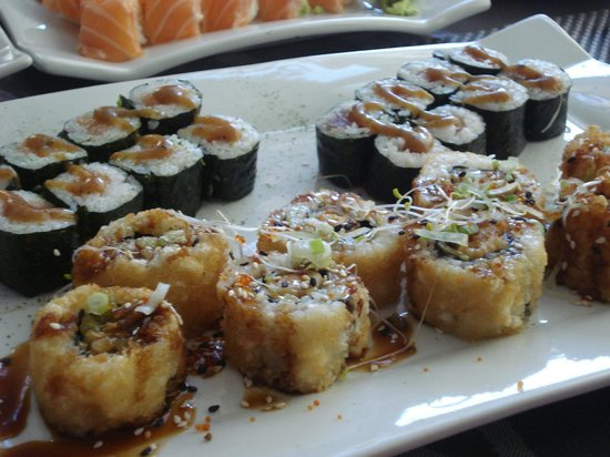 Makis picture of me too sushi buffet alicante tripadvisor - Sushi en alicante ...