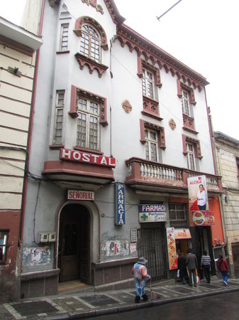 Photo of Hotel Senorial Montero La Paz