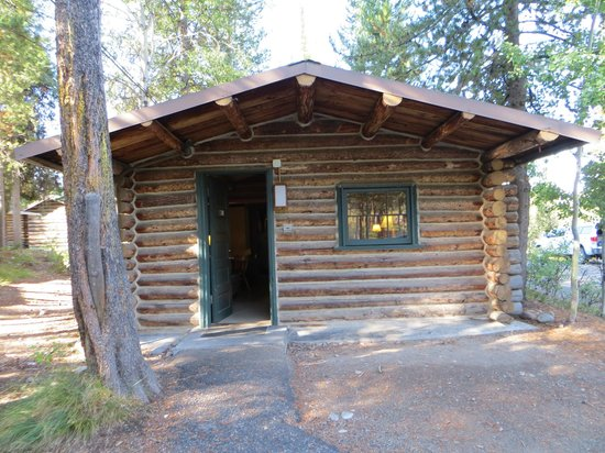 Colter bay village grand teton national park wyoming html for Teton village cabins