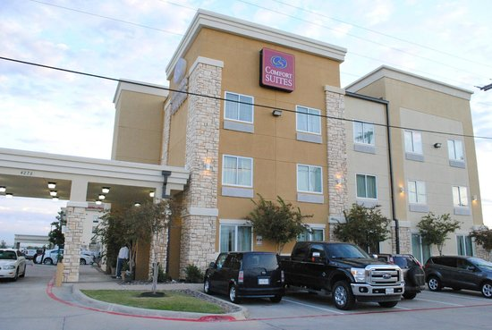 location photo direct link comfort suites dallas texas