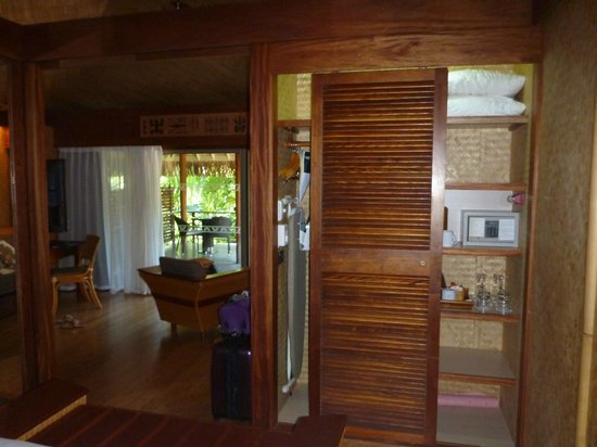 InterContinental Resort & Spa Moorea: quarto