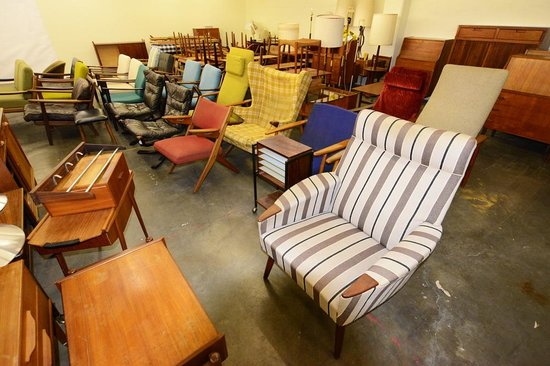 Mid Century Mobler - Shop View 8 - Picture of San Francisco ...