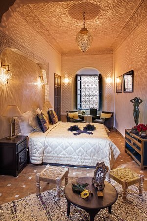 Riad Star: Josephine Room