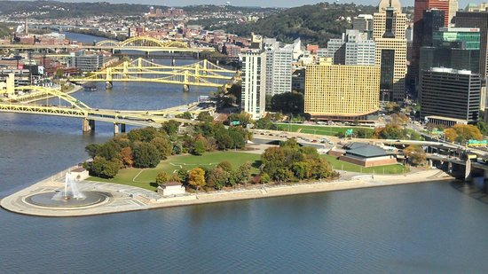 Point State Park Picture Of Point State Park Pittsburgh Tripadvisor