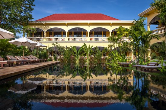 Photo of Pavillon d'Orient Boutique-Hotel Siem Reap