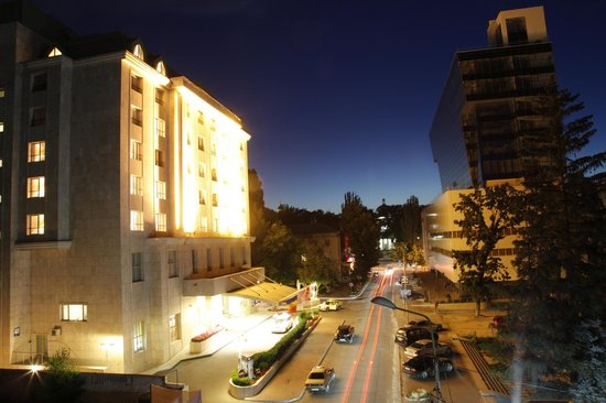 Photo of Leogrand Hotel & Convention Center Chisinau