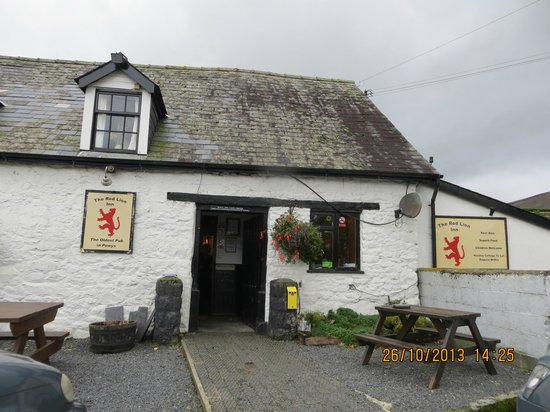 The Oldest Pub In Powys