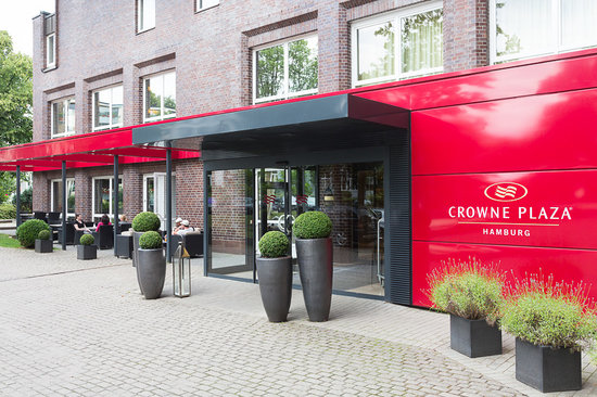 ‪Crowne Plaza Hamburg - City Alster‬