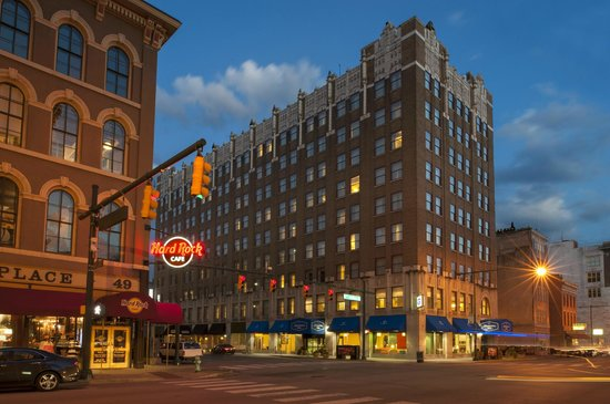 Photo of Hampton Inn Indianapolis Downtown Across From Circle Centre