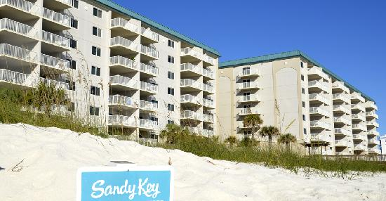 Photo of Sandy Key Condominiums Perdido Key