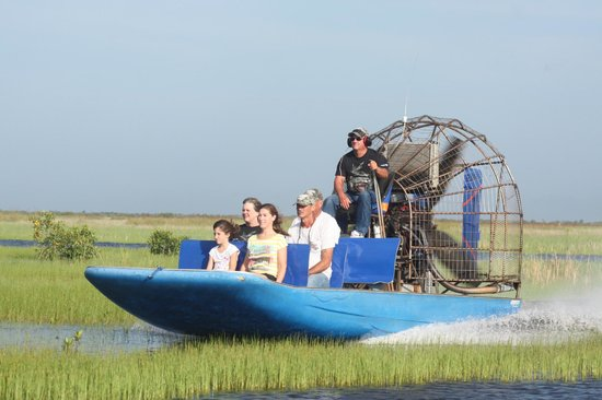 Everglade Airboat Tours Florida