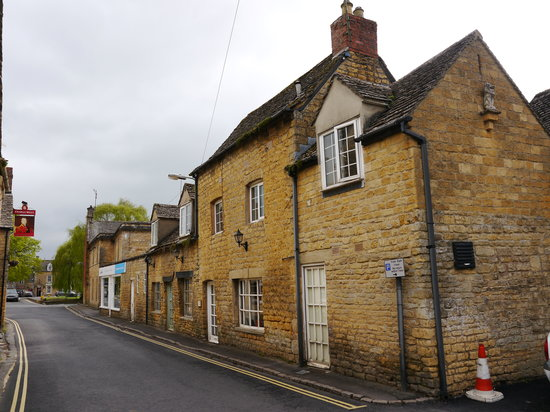Manse Cottage Picture Of Old Manse Hotel Bourton On The