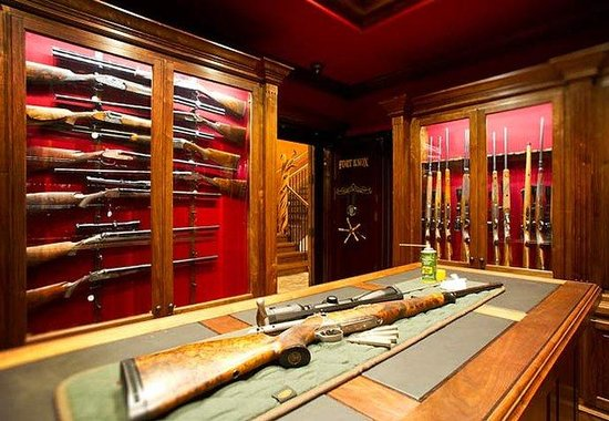 These 11 Personal Gun Rooms Hit Every Gun Nut Right In The Gut