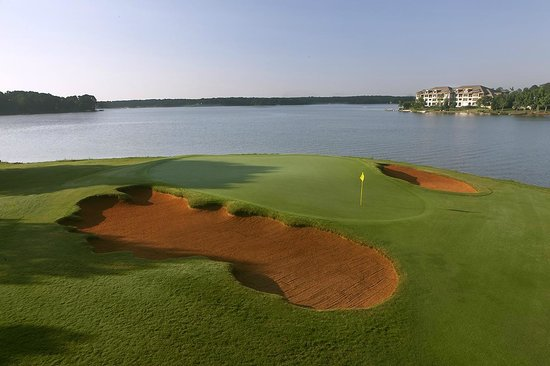 Cuscowilla Golf Resort on Lake