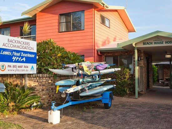 Lennox Head Beachouse YHA