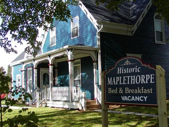 Historic Maplethorpe B&B
