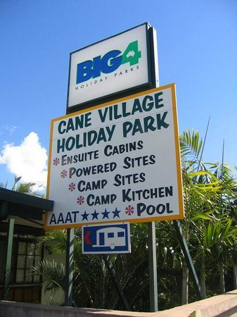 BIG4 Cane Village Holiday Park