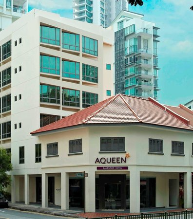 Photo of Aqueen Hotel Balestier Singapore