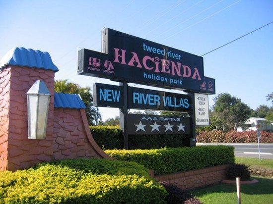 Tweed River Hacienda Holiday Park