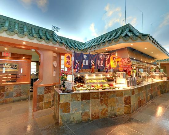 Sushi 1 picture of mandarin restaurant oshawa oshawa for Asian cuisine oshawa