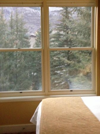 Marriott's StreamSide Evergreen at Vail: View from bedroom