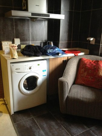 washing machine picture of jinguan impression apartment
