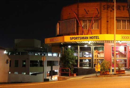 Photo of Sportsman Hotel Brisbane