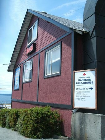 Powell River Harbour Guesthouse