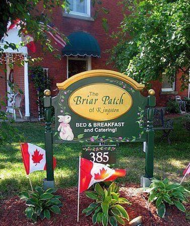 The Briar Patch of Kingston Bed & Breakfast