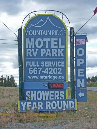 Mountain Ridge Motel & RV Park
