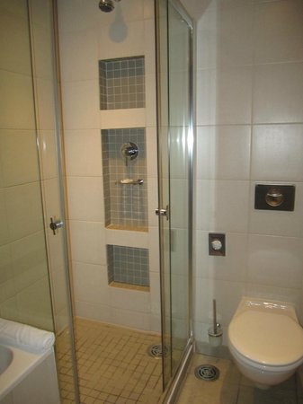 Peermont Mondior at Emperors Palace: separate shower