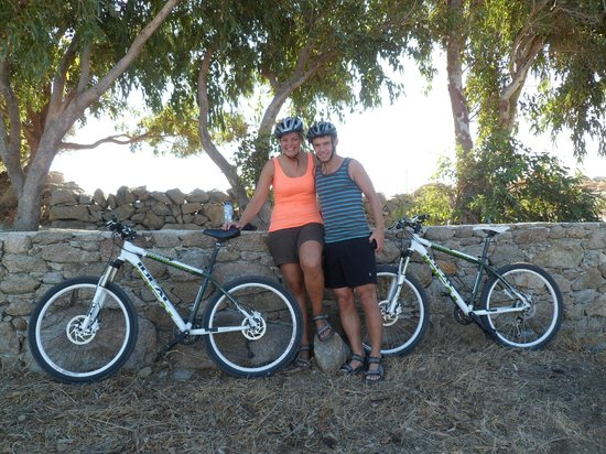 Naxos Bike Tours