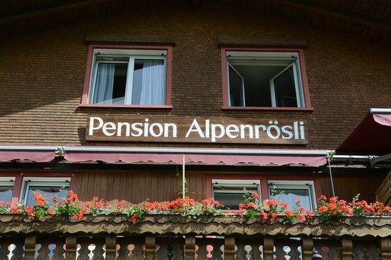 Photo of Pension Alpenrosli Gais