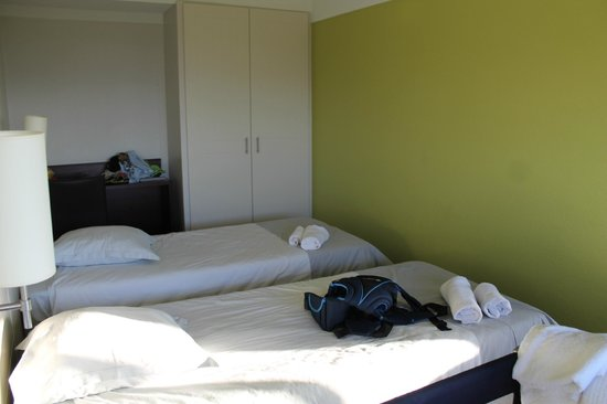 Une des 3 chambres for Belambra anglet chambre d amour