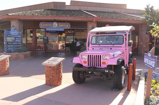 Pink Adventure Tours Scottsdale
